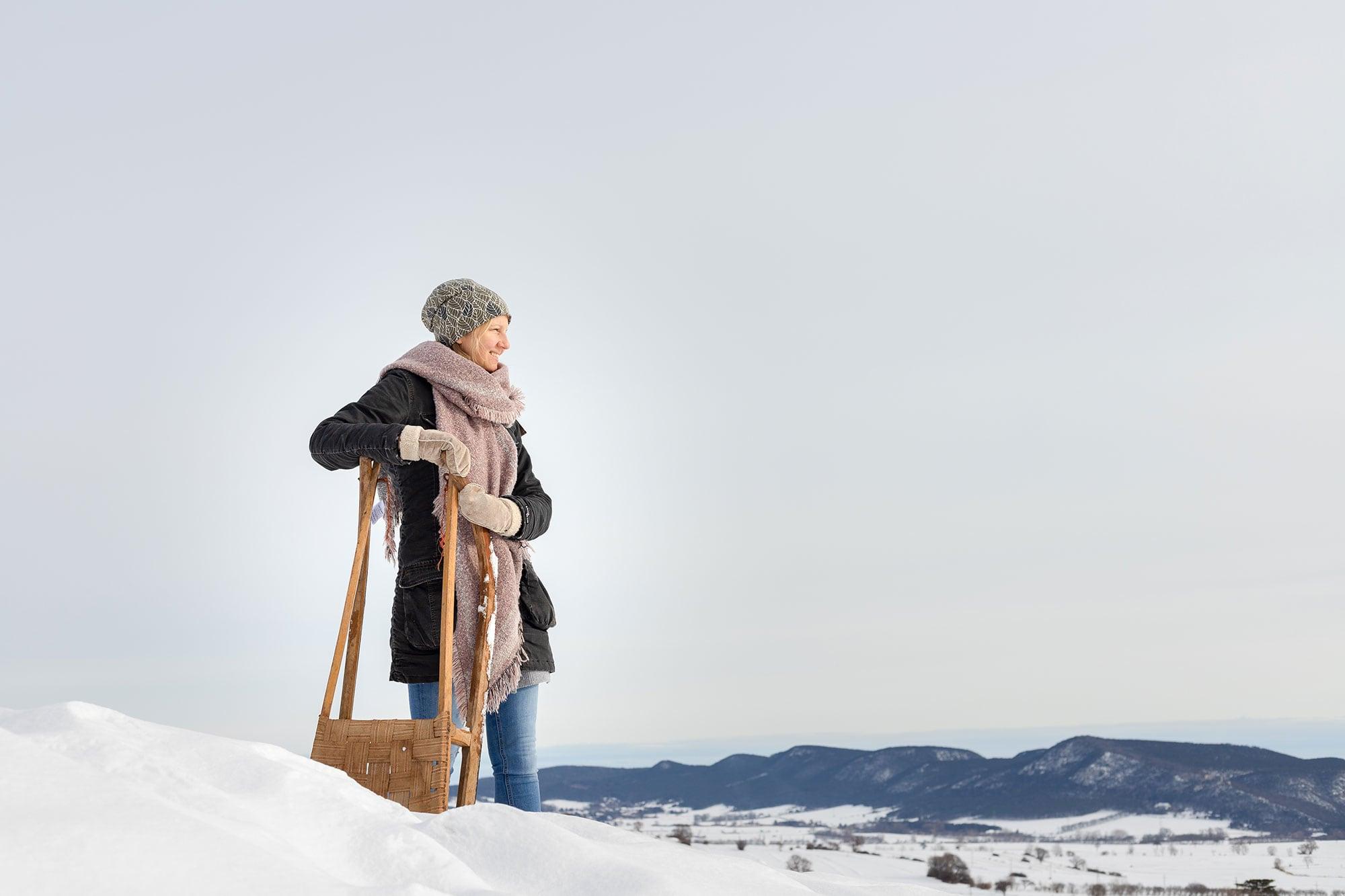 Winter in der Neuen Welt